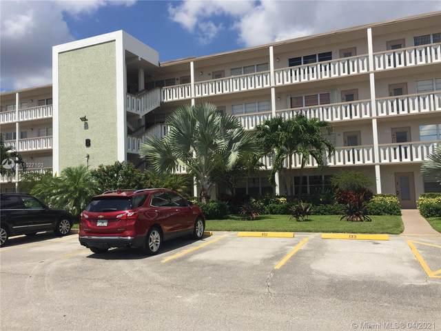 440 Southampton B #440, West Palm Beach, FL 33417 (#A11027103) :: Dalton Wade