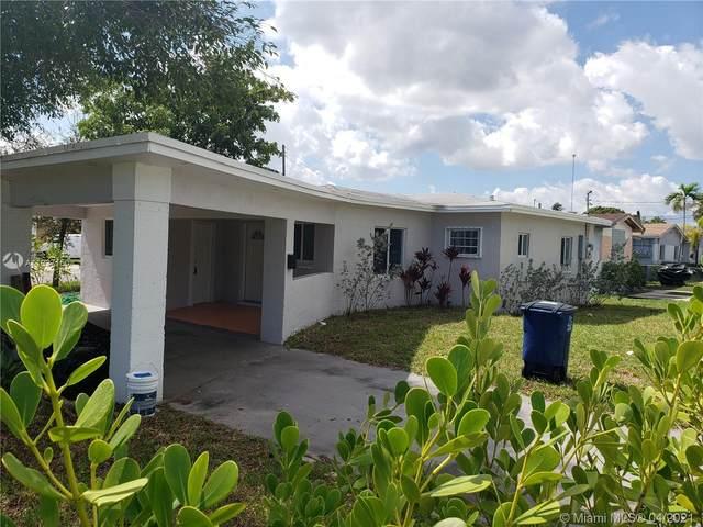 621 NW 6th Ct, Hallandale Beach, FL 33009 (MLS #A11027150) :: Prestige Realty Group