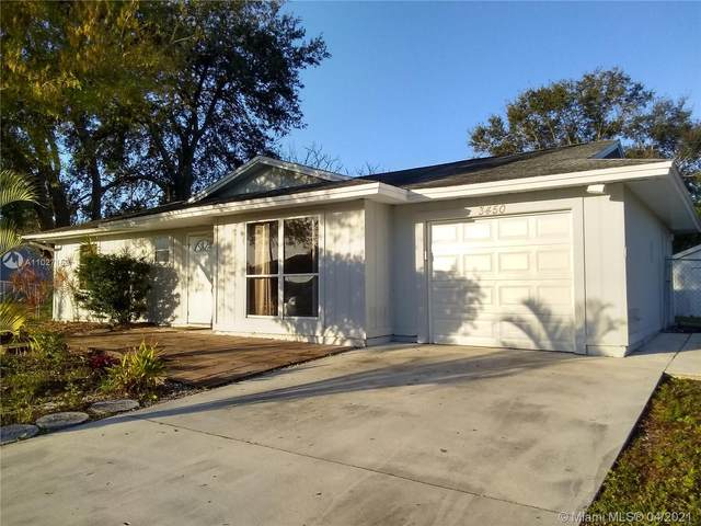 3450 SW Englewood St, Port Saint Lucie, FL 34953 (MLS #A11027159) :: The Jack Coden Group