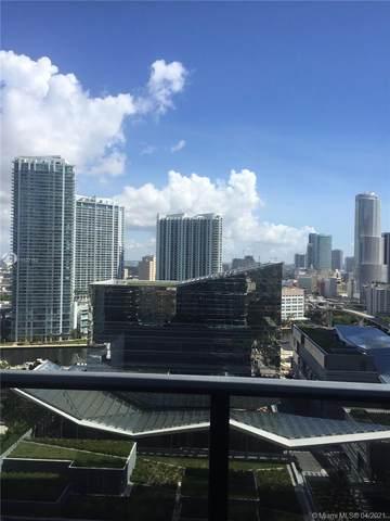 45 SW 9th St #2210, Miami, FL 33130 (MLS #A11027162) :: Castelli Real Estate Services