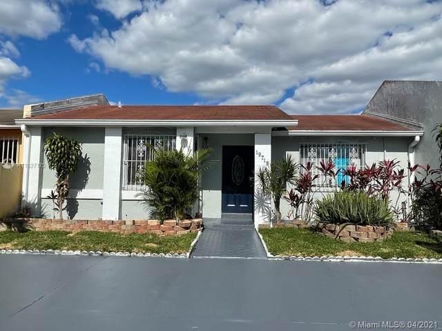 19715 NW 52nd Pl #19715, Miami Gardens, FL 33055 (MLS #A11027175) :: Berkshire Hathaway HomeServices EWM Realty