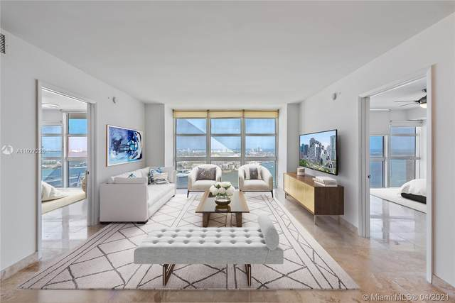 50 Biscayne Blvd #4106, Miami, FL 33132 (MLS #A11027226) :: Equity Advisor Team