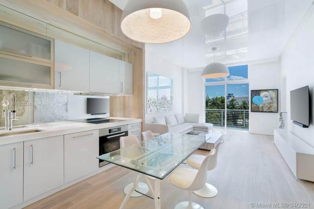 2001 Meridian Ave #518, Miami Beach, FL 33139 (MLS #A11027245) :: Miami Villa Group