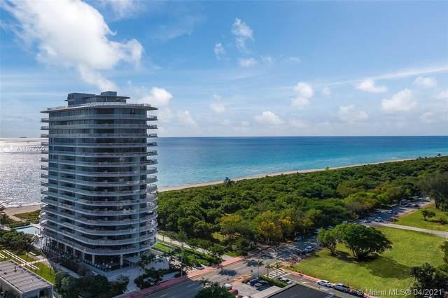 8701 Collins Ave #1601, Miami Beach, FL 33154 (#A11027250) :: Dalton Wade