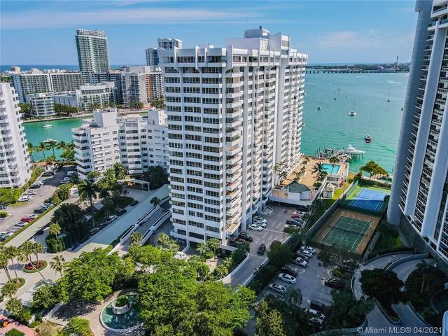 11 Island Ave #1409, Miami Beach, FL 33139 (MLS #A11027264) :: Patty Accorto Team