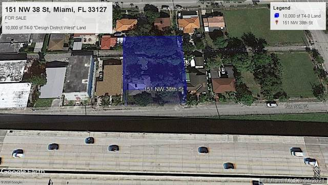 151 NW 38th St, Miami, FL 33127 (MLS #A11027268) :: The Teri Arbogast Team at Keller Williams Partners SW