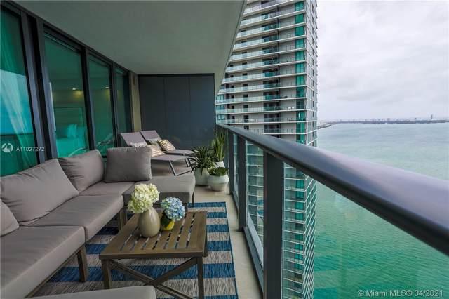 650 NE 32nd St #3805, Miami, FL 33137 (MLS #A11027272) :: Compass FL LLC