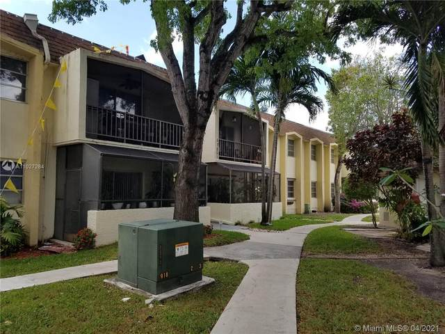 7851 Miller Dr A215, Miami, FL 33155 (MLS #A11027284) :: The Howland Group