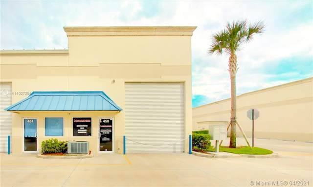 450 NW Lake Whitney Pl B2w1, Port Saint Lucie, FL 34986 (MLS #A11027294) :: The Jack Coden Group