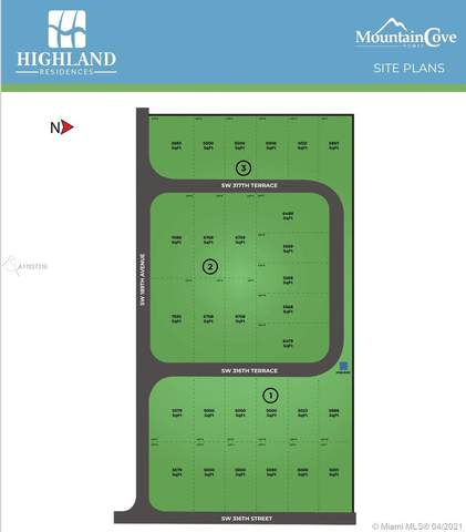 18905 SW 316 TERR, Homestead, FL 33030 (MLS #A11027316) :: The Riley Smith Group