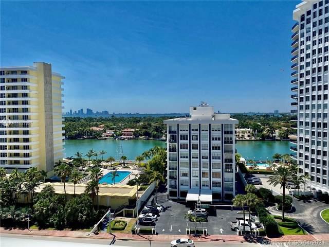 5601 Collins Ave #1024, Miami Beach, FL 33140 (MLS #A11027327) :: Castelli Real Estate Services