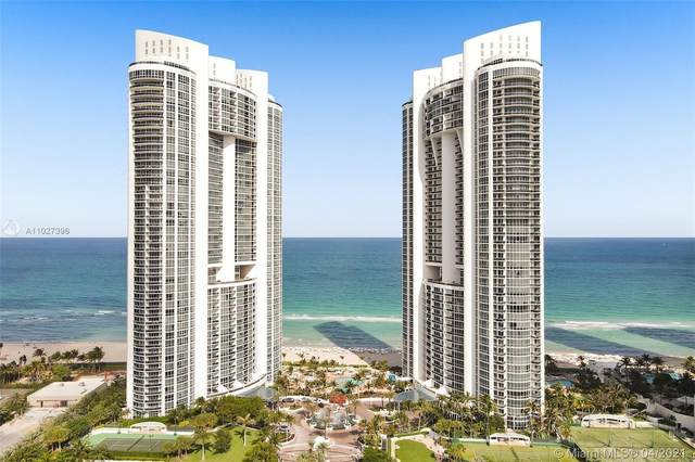 18101 Collins Ave #801, Sunny Isles Beach, FL 33160 (MLS #A11027396) :: GK Realty Group LLC