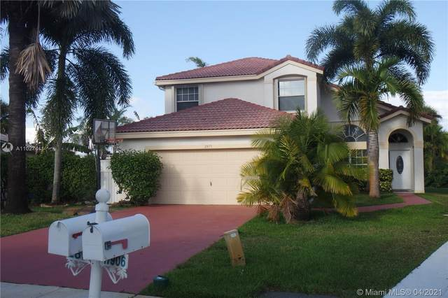 2871 SW 179th Ave, Miramar, FL 33029 (MLS #A11027411) :: Dalton Wade Real Estate Group