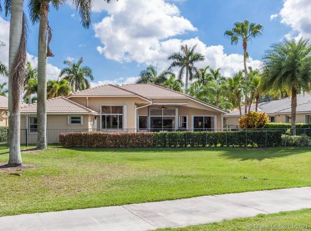 2475 Eagle Run Dr, Weston, FL 33327 (MLS #A11027421) :: Dalton Wade Real Estate Group