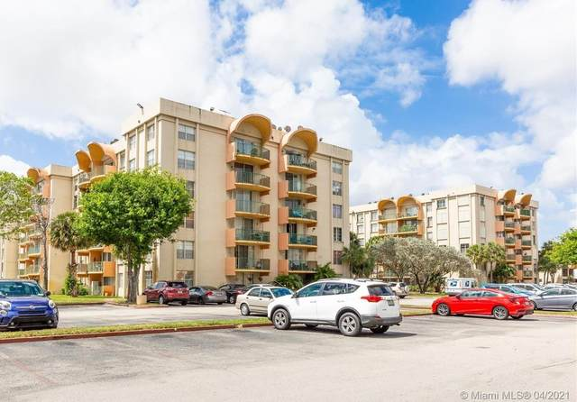 9310 Fontainebleau Blvd #610, Miami, FL 33172 (MLS #A11027467) :: The Riley Smith Group