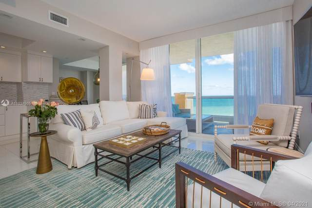 17875 Collins Ave #1202, Sunny Isles Beach, FL 33160 (MLS #A11027505) :: Miami Villa Group