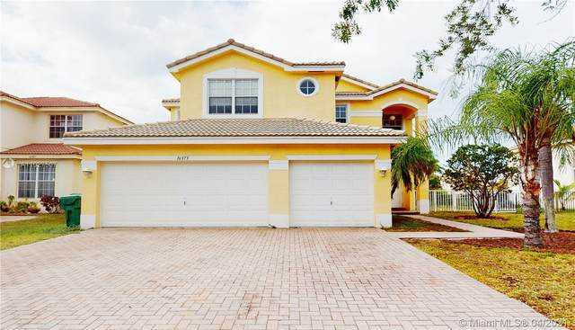 16373 SW 30th St, Miramar, FL 33027 (MLS #A11027507) :: Berkshire Hathaway HomeServices EWM Realty