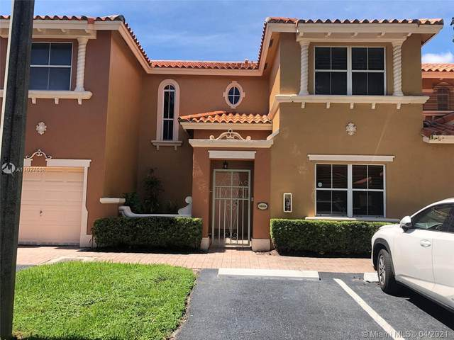 8521 NW 138th Ter #1809, Miami Lakes, FL 33016 (MLS #A11027508) :: Lucido Global