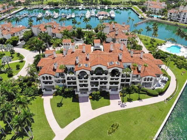 4832 Fisher Island Dr #4832, Miami Beach, FL 33109 (#A11027522) :: Dalton Wade