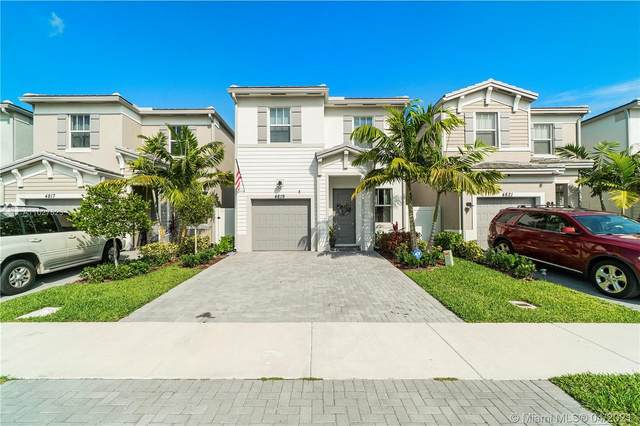 4819 NW 48th Ter, Tamarac, FL 33319 (MLS #A11027523) :: THE BANNON GROUP at RE/MAX CONSULTANTS REALTY I