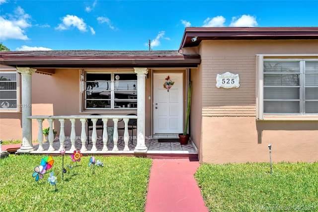 525 W 41st Pl, Hialeah, FL 33012 (MLS #A11027556) :: Albert Garcia Team