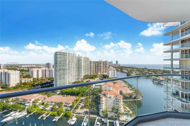 19707 Turnberry Way 26A, Aventura, FL 33180 (MLS #A11027611) :: Castelli Real Estate Services