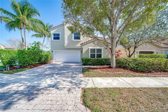 12663 NW 6th St, Coral Springs, FL 33071 (MLS #A11027661) :: Castelli Real Estate Services