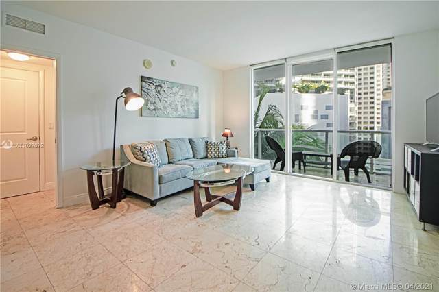 186 SE 12th Ter #903, Miami, FL 33131 (MLS #A11027672) :: Miami Villa Group