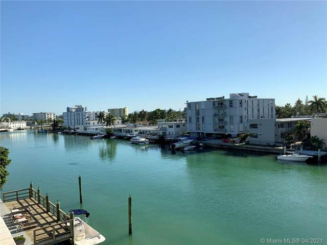 8400 Byron Ave 4F, Miami Beach, FL 33141 (MLS #A11027706) :: The Paiz Group