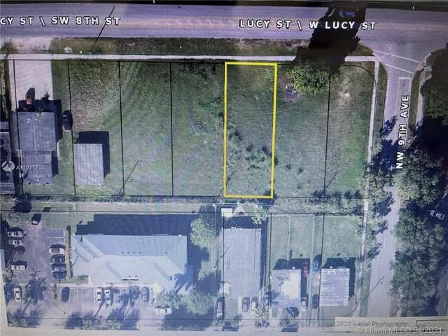 8 SW Lucy St, Florida City, FL 33034 (#A11027714) :: Posh Properties