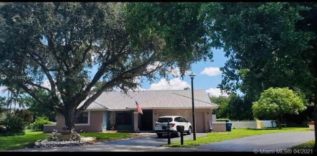 8716 NW 25th Ct, Coral Springs, FL 33065 (MLS #A11027722) :: The Teri Arbogast Team at Keller Williams Partners SW