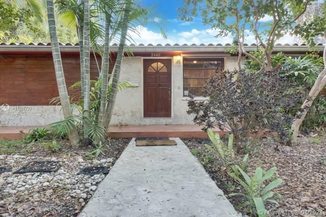 2440 Tequesta Ln, Miami, FL 33133 (MLS #A11027729) :: Lucido Global