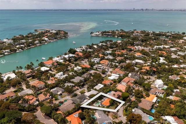 750 Curtiswood Dr, Key Biscayne, FL 33149 (MLS #A11027746) :: Castelli Real Estate Services