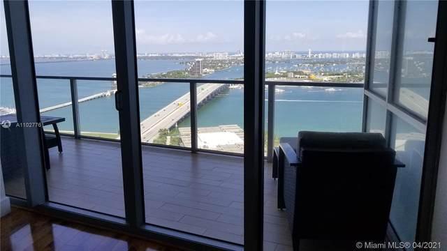 1100 Biscayne Blvd #3704, Miami, FL 33132 (MLS #A11027761) :: The Teri Arbogast Team at Keller Williams Partners SW