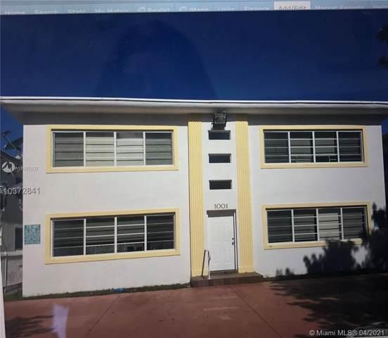 1001 Bay Dr, Miami Beach, FL 33141 (MLS #A11027837) :: The Paiz Group
