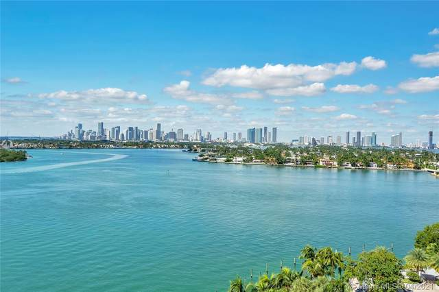 9 Island Ave #1405, Miami Beach, FL 33139 (MLS #A11027853) :: Miami Villa Group