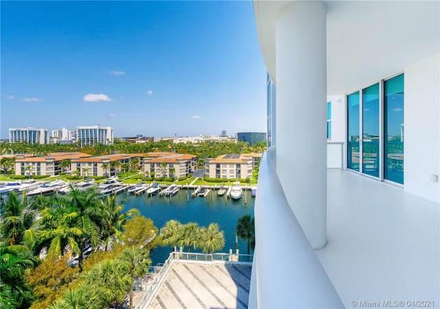 3131 NE 188th St 1-804, Aventura, FL 33180 (MLS #A11027854) :: Castelli Real Estate Services