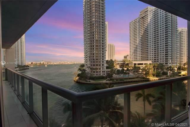 465 Brickell Ave #601, Miami, FL 33131 (MLS #A11027861) :: Compass FL LLC