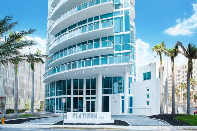 480 NE 30th St #1101, Miami, FL 33137 (MLS #A11027890) :: Compass FL LLC