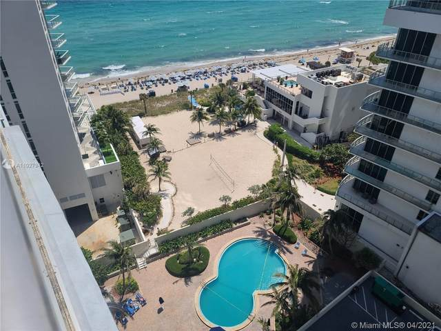 4001 S Ocean Dr 16L, Hollywood, FL 33019 (MLS #A11027942) :: Castelli Real Estate Services