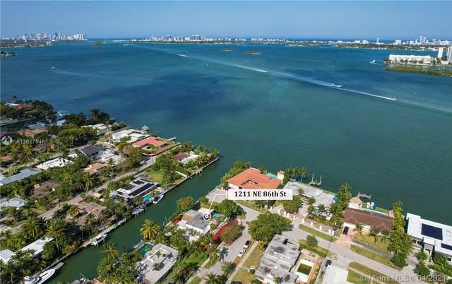 1211 NE 86th St, Miami, FL 33138 (MLS #A11027948) :: The Riley Smith Group