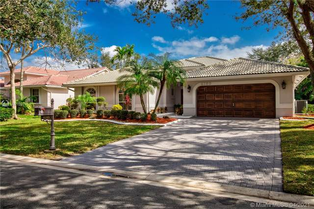 4165 NW 65th Ave, Coral Springs, FL 33067 (MLS #A11027951) :: Castelli Real Estate Services