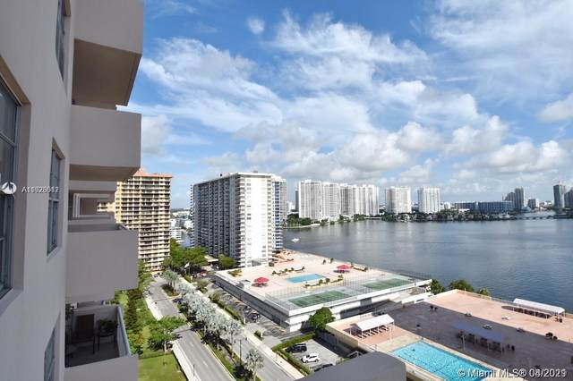 250 174th St #2011, Sunny Isles Beach, FL 33160 (MLS #A11028012) :: The Jack Coden Group