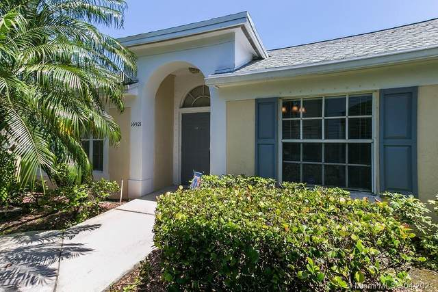 10921 Sea Hibiscus Ln #10921, Tamarac, FL 33321 (MLS #A11028020) :: Lucido Global