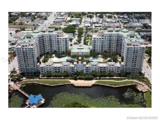 350 N Federal Hwy #1002, Boynton Beach, FL 33435 (MLS #A11028023) :: The Teri Arbogast Team at Keller Williams Partners SW