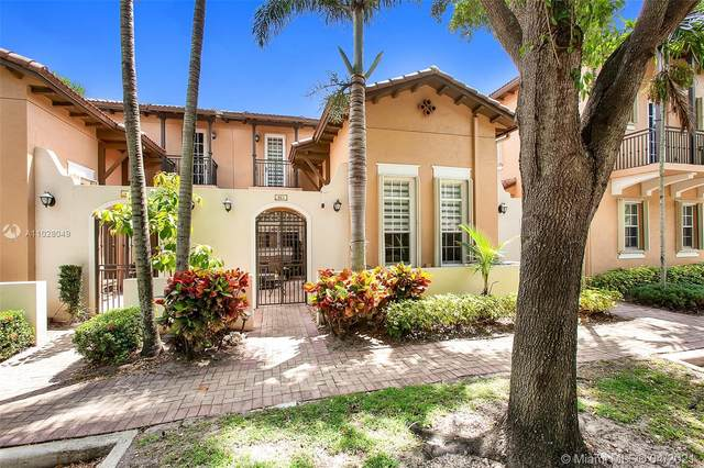 963 SW 147th Ter #963, Pembroke Pines, FL 33027 (MLS #A11028049) :: The Rose Harris Group