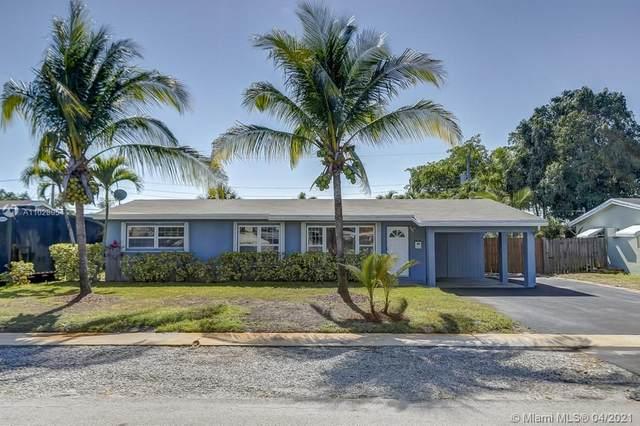 2161 SW 37th Avenue, Fort Lauderdale, FL 33312 (MLS #A11028054) :: Prestige Realty Group