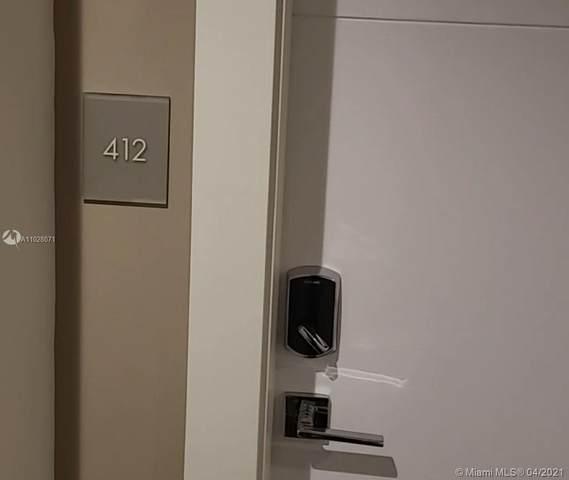 2000 Metropica Way #412, Sunrise, FL 33323 (MLS #A11028071) :: Search Broward Real Estate Team