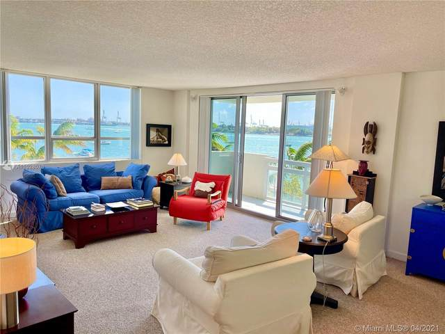 1500 Bay Rd 338S, Miami Beach, FL 33139 (MLS #A11028073) :: The Riley Smith Group
