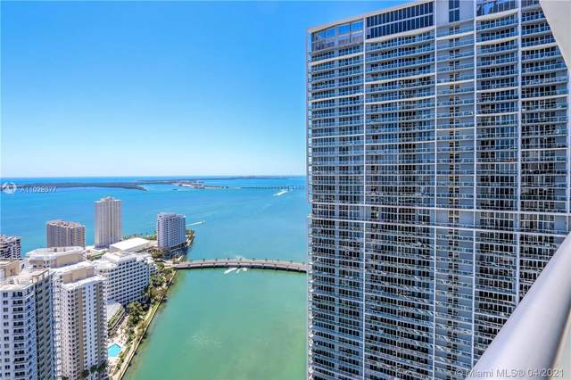 465 Brickell Ave #4403, Miami, FL 33131 (MLS #A11028077) :: The Riley Smith Group